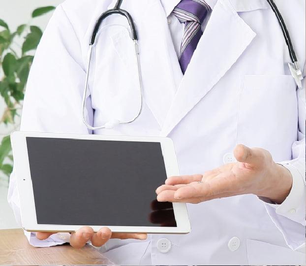 オンライン診療所画像